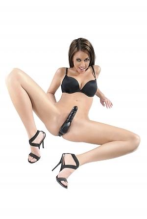 Секс с страпоном анатомическим